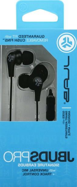 JLab JBuds Pro Signature Earbuds w/ Mic & Track Control New