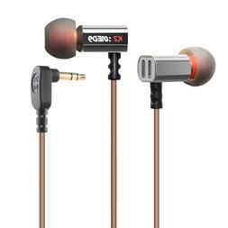 KZ ED9 In Ear Wired Super Bass Earphone Headphones High End