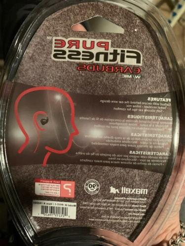 MAXELL 192005 Pure Sweat Microphone SHIPPING
