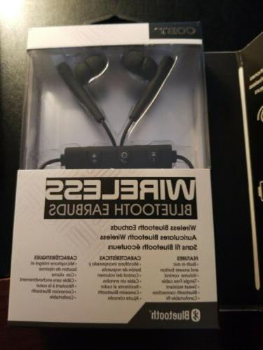 2-COBY EARBUDS COMBO