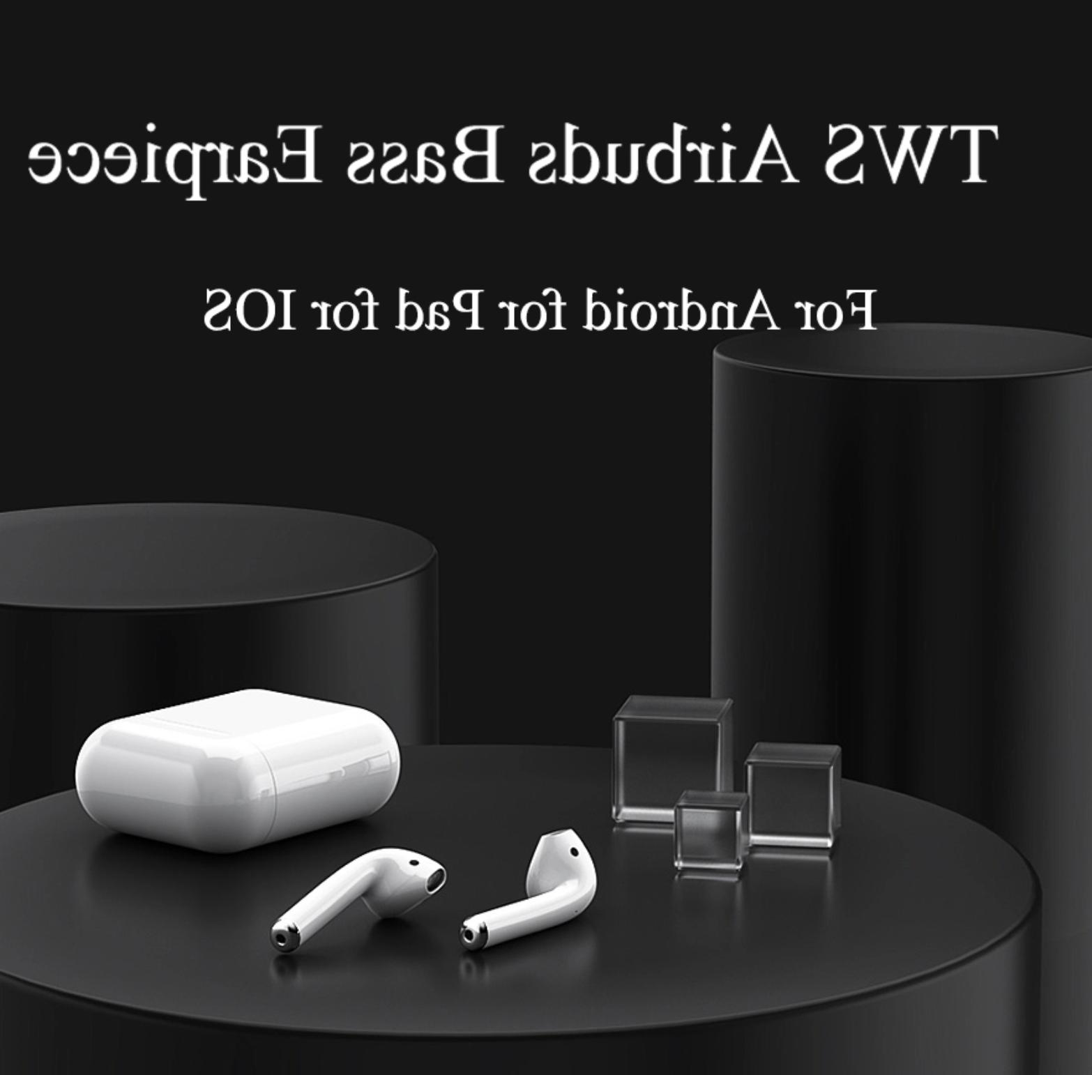 Wireless Earbuds Compatible With Apple AirPods