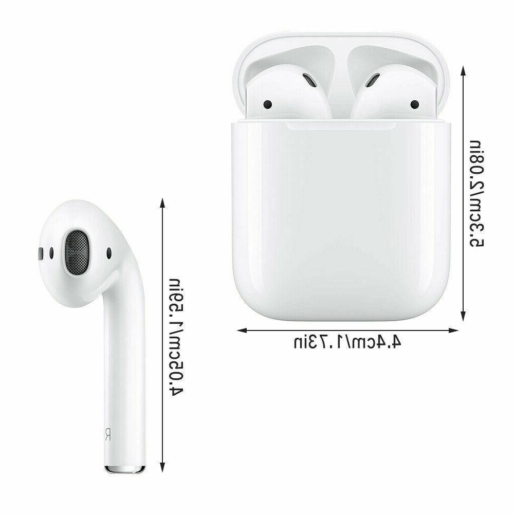 Bluetooth w/Charging Case