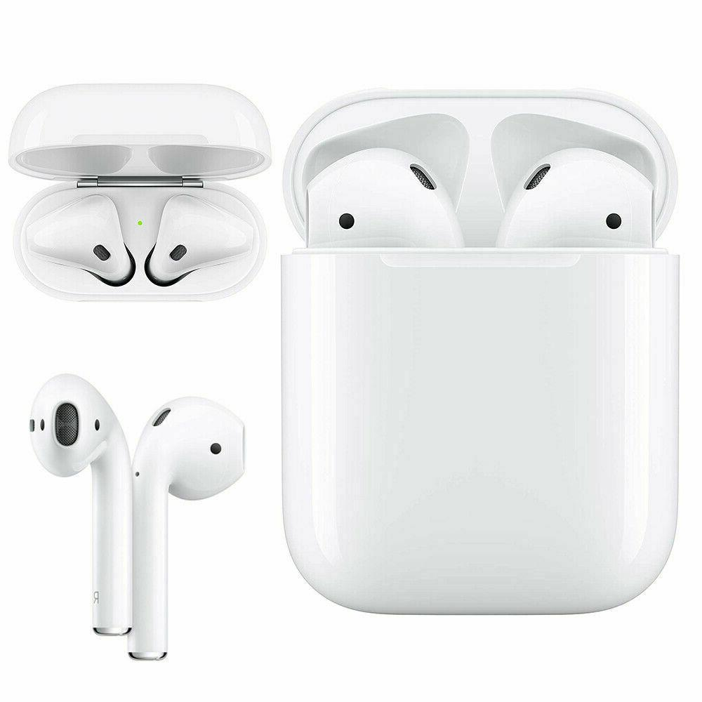 Apple Airpods 2nd Bluetooth Headset w/Charging