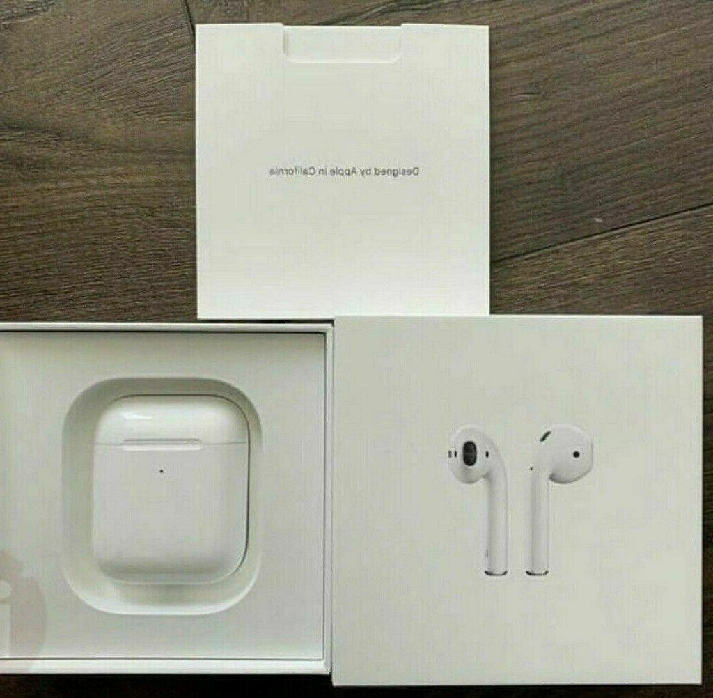 Apple 2nd Bluetooth w/Charging Case