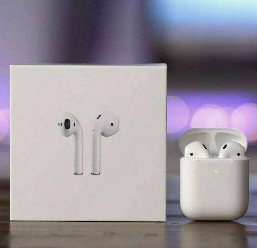 airpods 2nd generation bluetooth earbud earphones headset