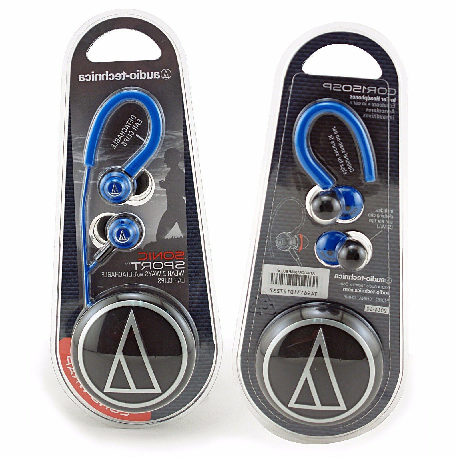 audio technica sonic sport 2 way headphones