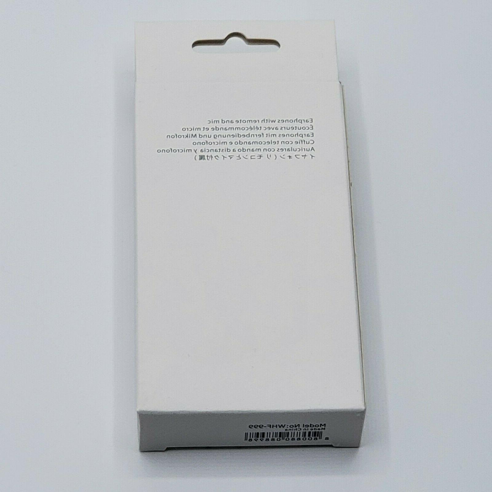 BLACK 3.5mm In Earbuds / Earphones Headphones with Microphone