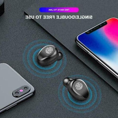 TWS Mini Bluetooth Stereo Dual
