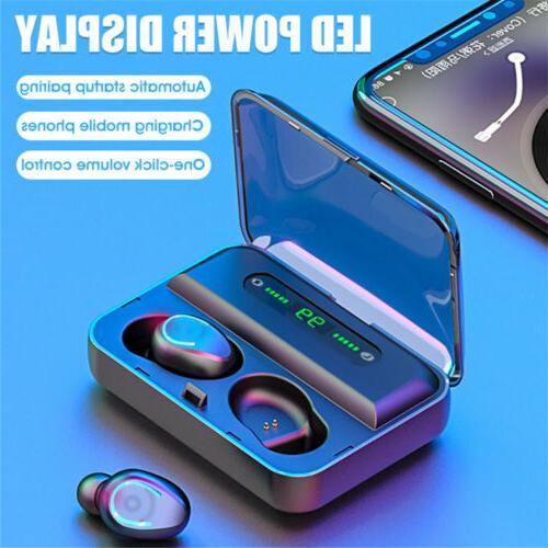 Bluetooth 5.0 Earphones Stereo Bass