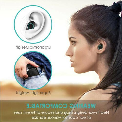 Bluetooth 5.0 TWS Wireless Stereo