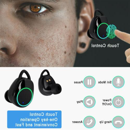 Bluetooth 5.0 Headset Wireless Earphones Stereo