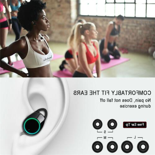 Bluetooth 5.0 Wireless Earbuds Stereo