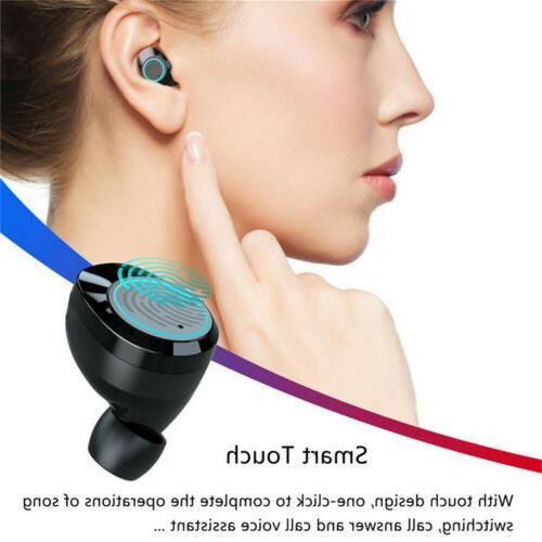 Bluetooth Wireless Earphones Mini Stereo