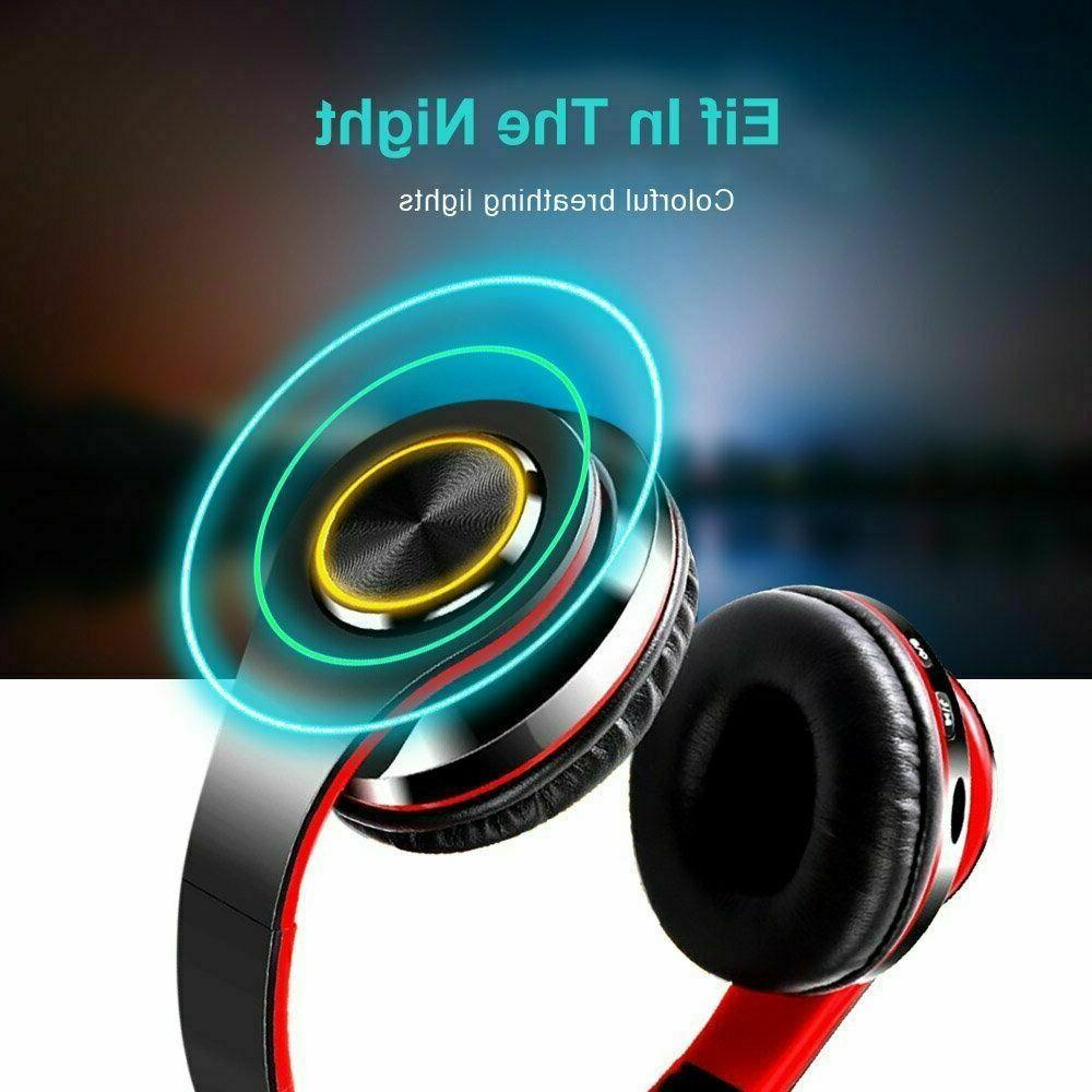 Bluetooth Earphones Ear Earbuds Stereo