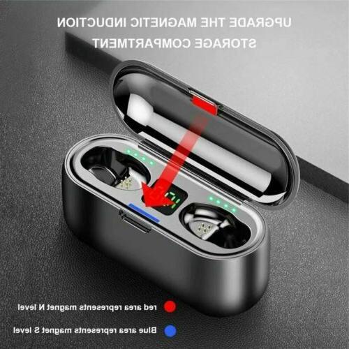 Bluetooth 5.0 Earphones Headset