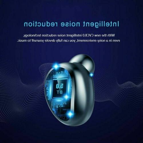 Bluetooth Earphones Earbuds Stereo Headset