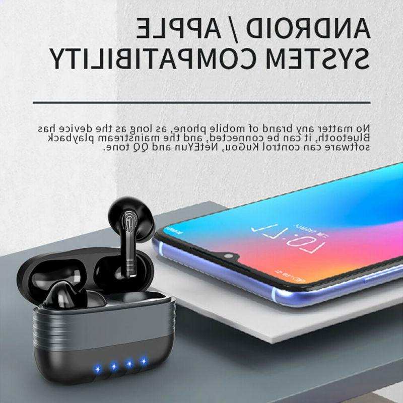 Bluetooth Earbuds for Samsung Android WaterProof