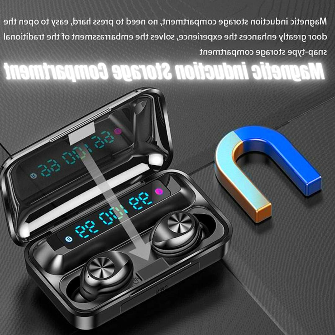 Bluetooth 5.0 noise canceling Headset