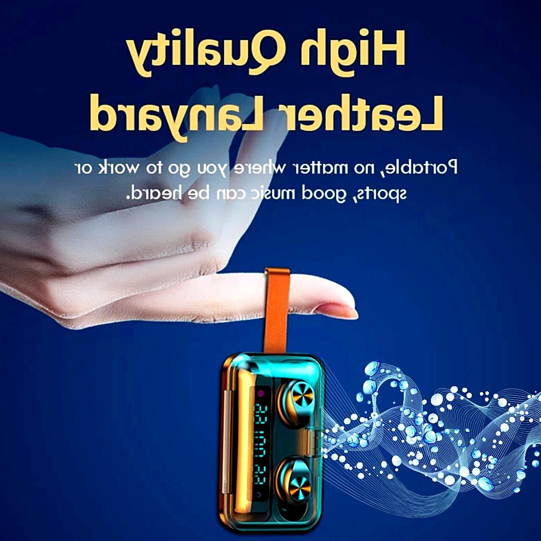Bluetooth Wireless Headphone 5.0 Waterproof Headset