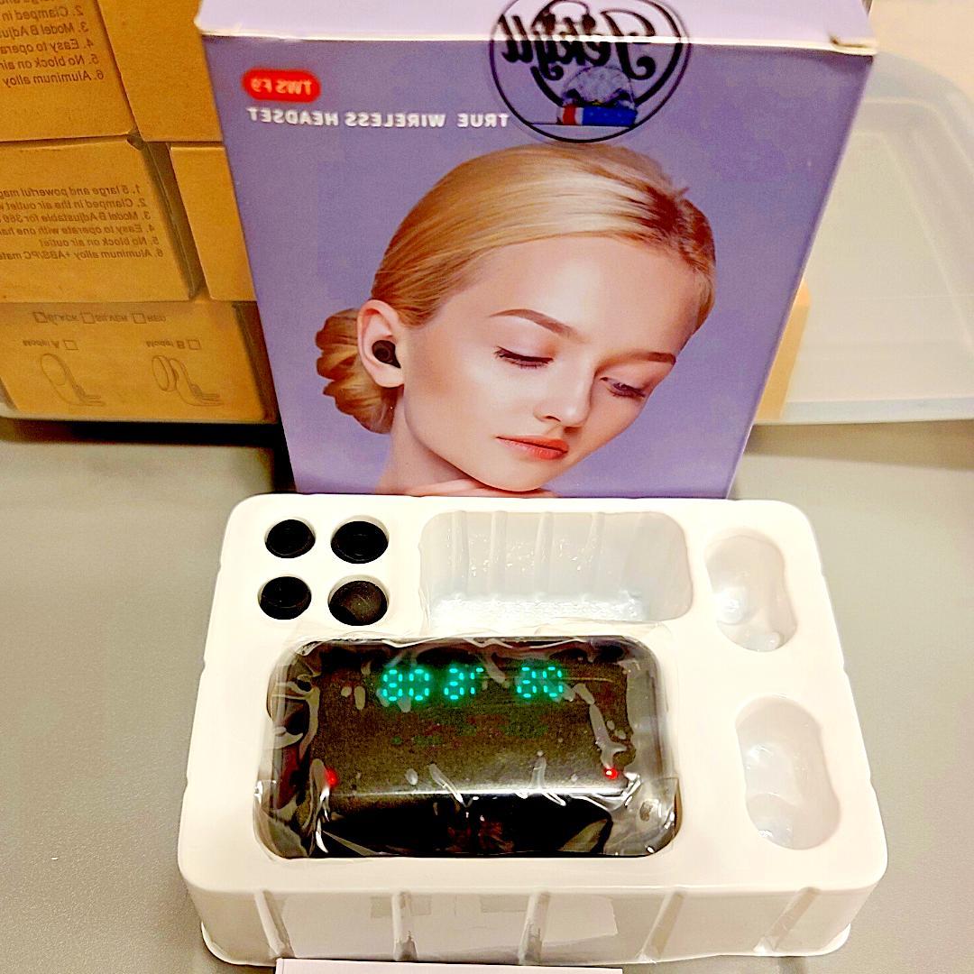 Bluetooth Earbuds Wireless Headphone 5.0 Waterproof Headset 2020