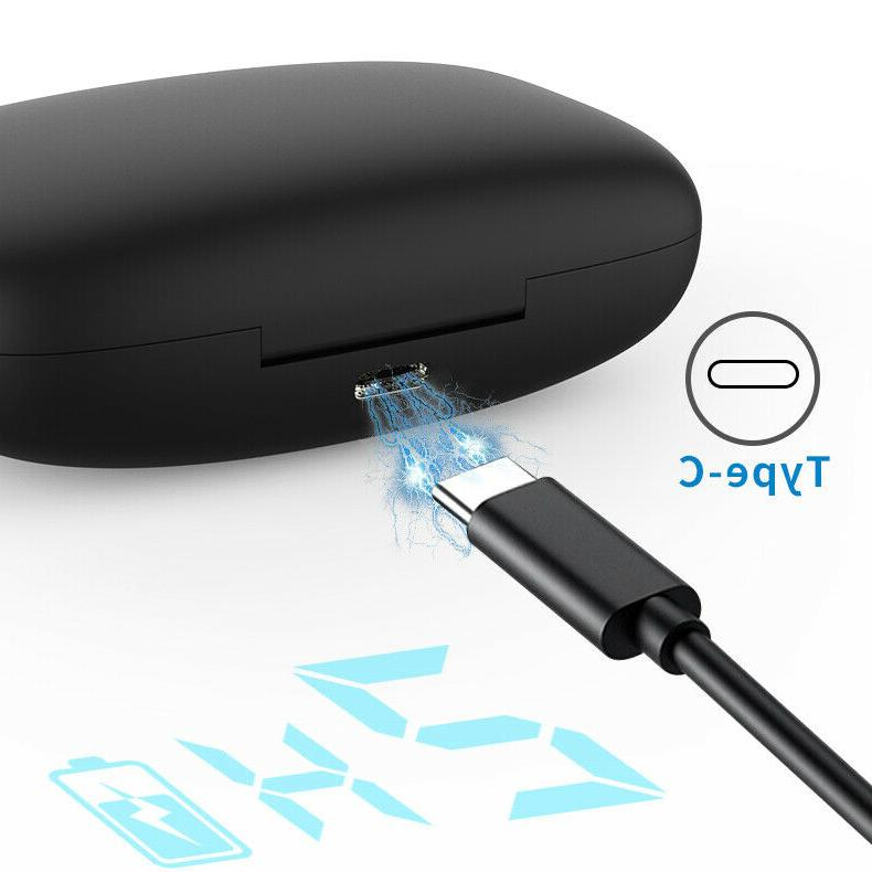 Bluetooth Headset TWS Wireless Stereo Ear