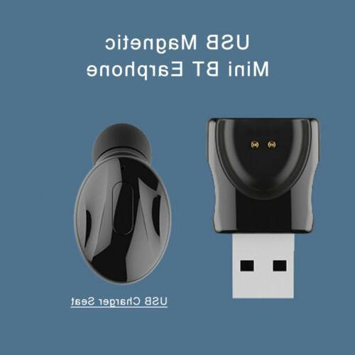 Mini Wireless Earpiece Headset with HD