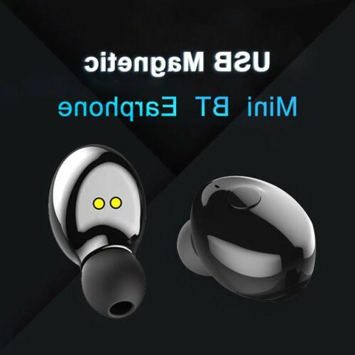 Mini Earpiece Invisible Sport Headset