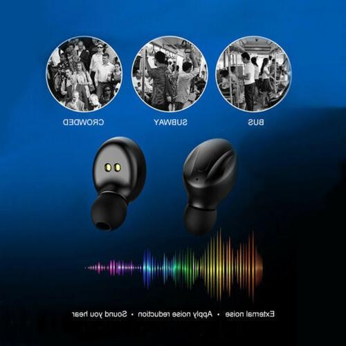 Mini Bluetooth Earpiece Headset HD
