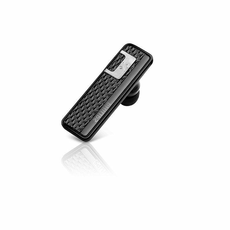 Philips Bluetooth mono headset SHB1500 Earbud Black