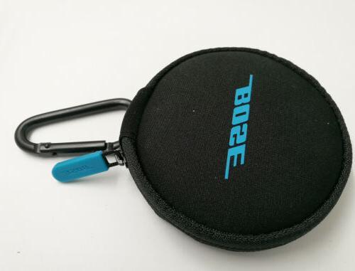 Bose in ear Freestyle SoundTrue Earphones bag carry