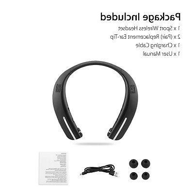 Wireless Dual-Speaker Earphones Headphone