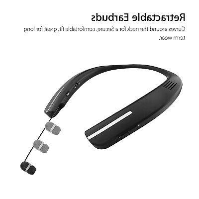 Wireless BT Earphones Earbuds Headphone