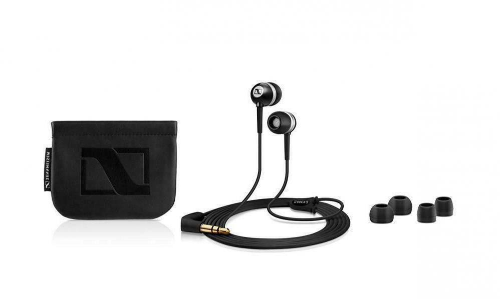 Sennheiser CX300II Binaural Headphone/Headset