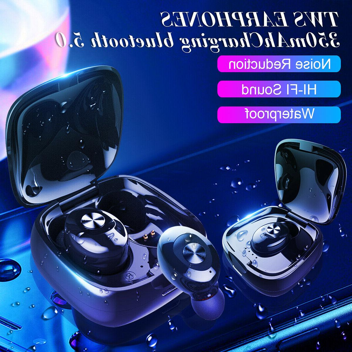 Dual bluetooth Earphone For IOS Universal % d