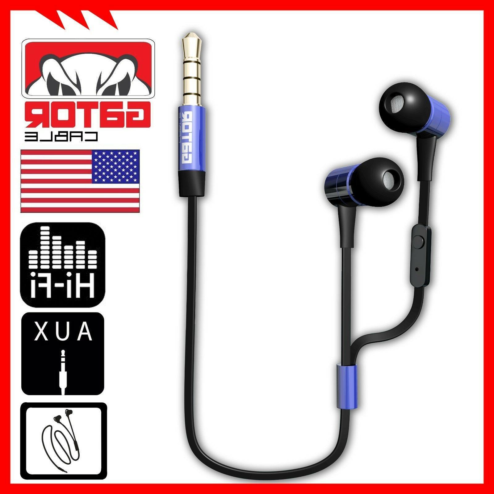 Earphones Earbuds In-Ear Hi-Fi with