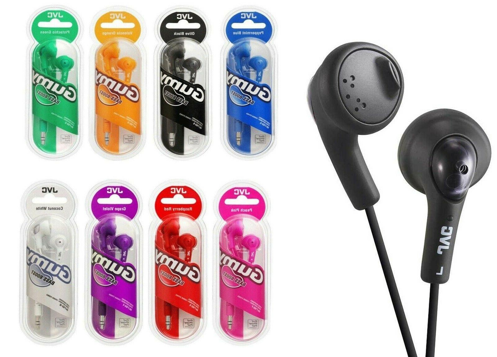 gumy ha f160 in ear earbuds headphones