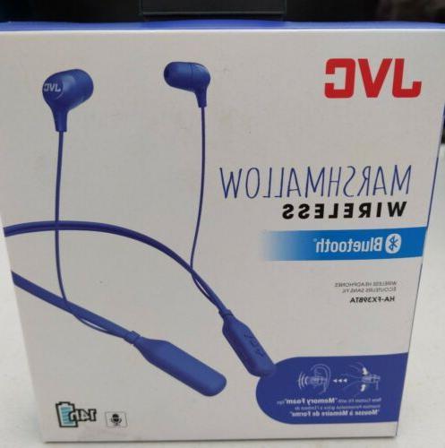 hafx39bta marshmallow wireless headphones