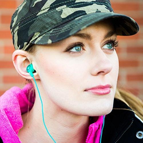 JVC HAFX5G Plus Inner Ear Headphones