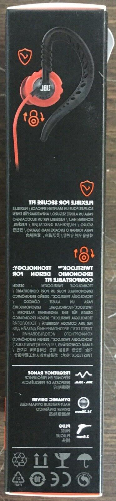 JBL Harman Focus 100 In Headphones Sweat Proof Buds