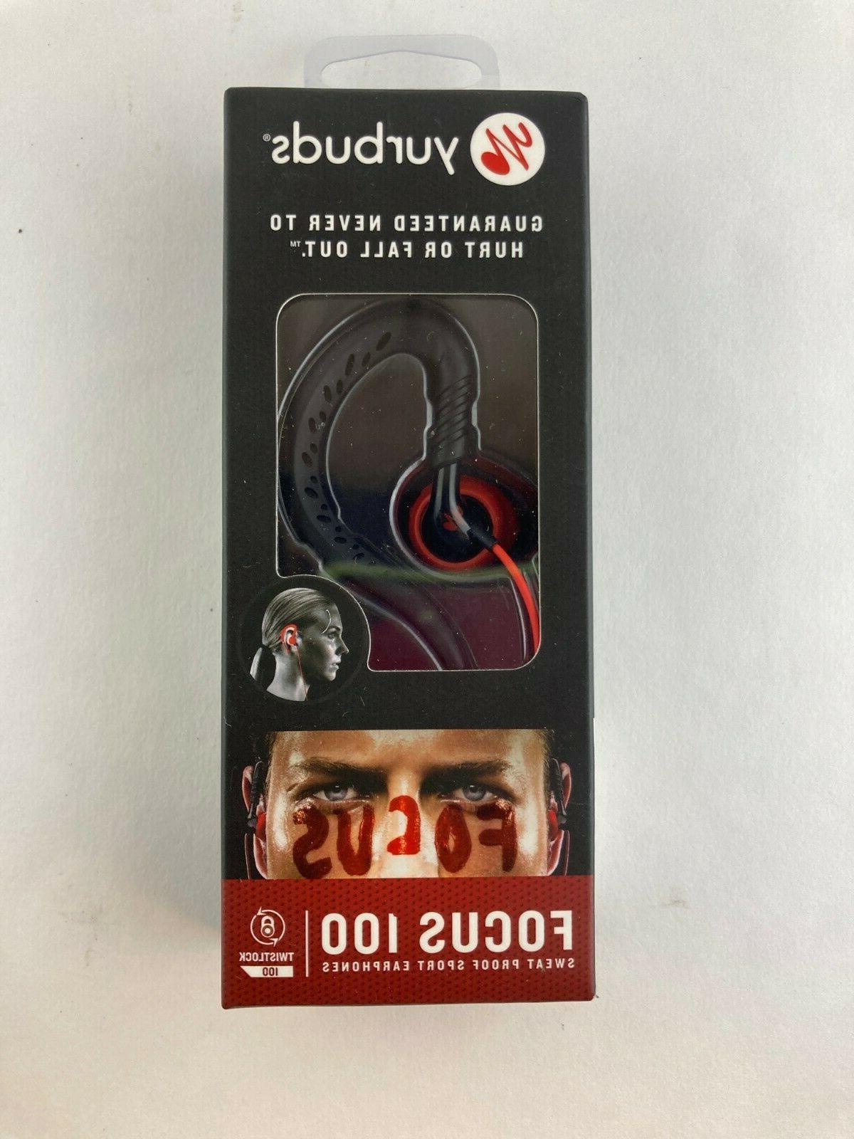 harman focus 100 in ear sport headphones