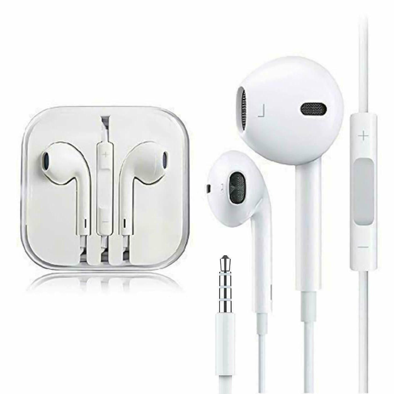 headphones earphones earbuds with remote and mic