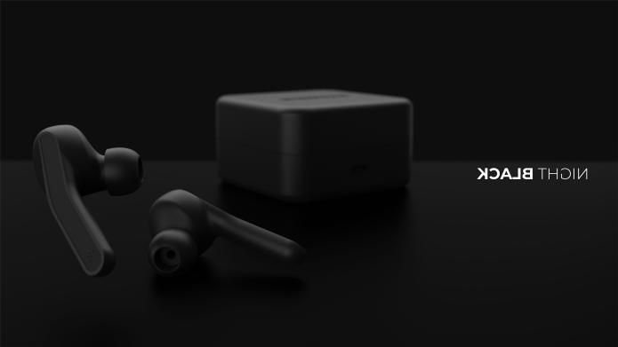 hyphen earbuds and wireless charger