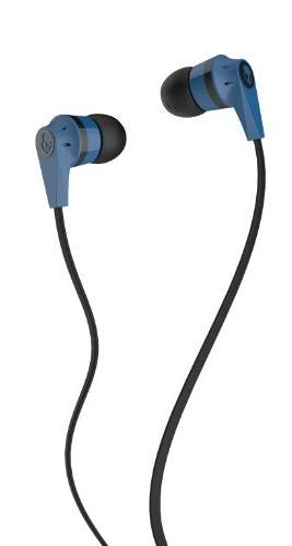 Skullcandy Ear Blue/Black with Mic