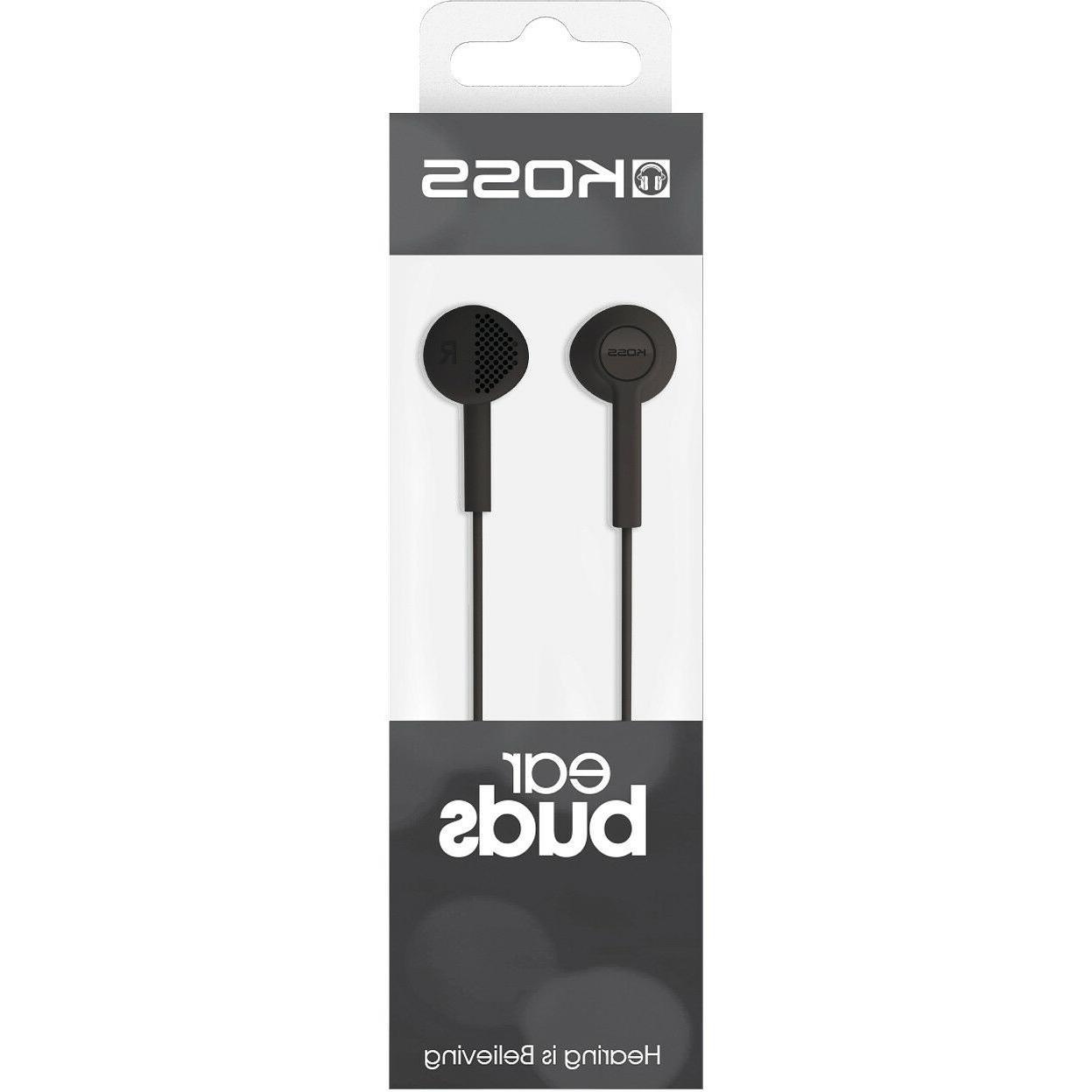 Koss In Ear Earbuds Headphones CD