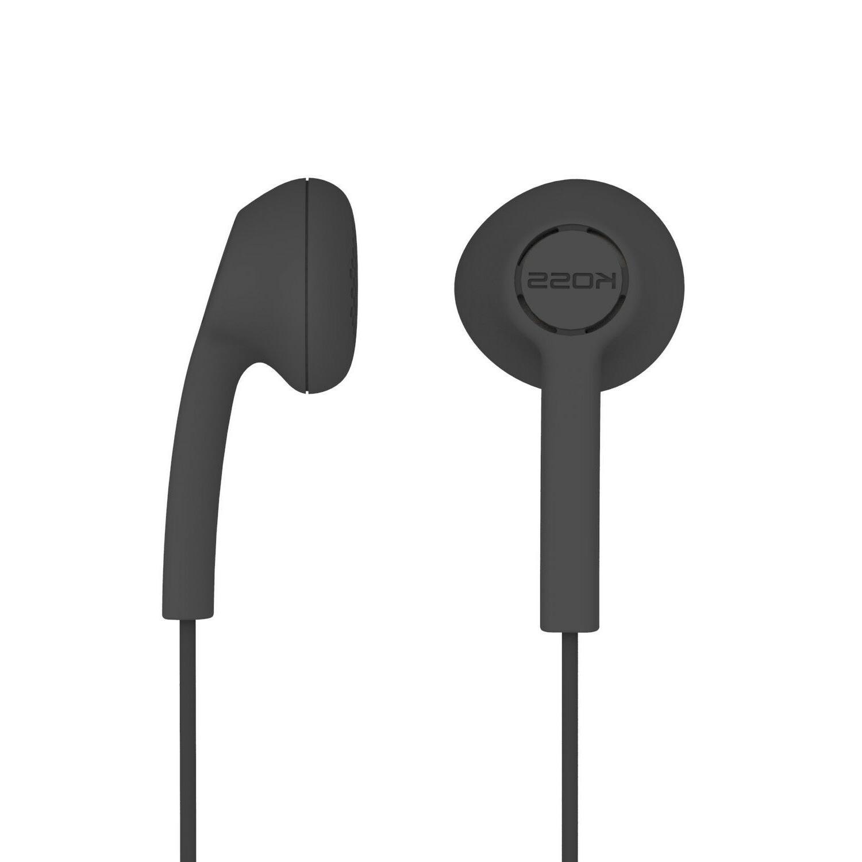 ke5 ke5k black in ear earbuds lightweight