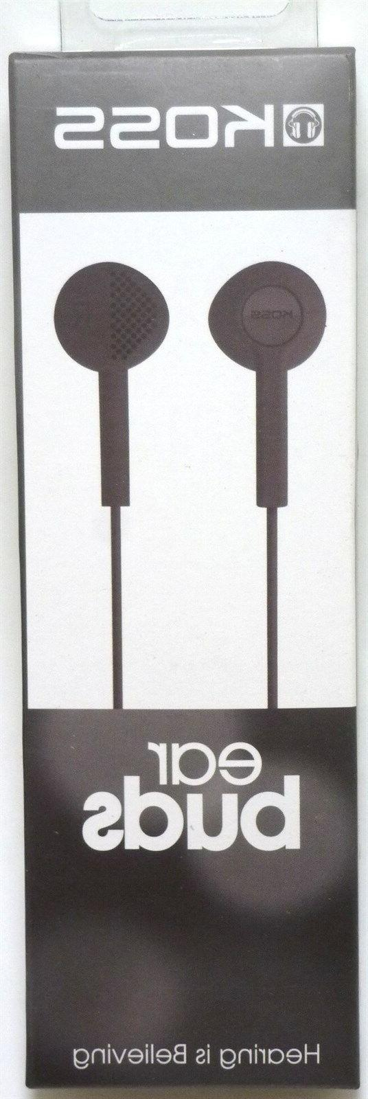 KE5K Earphone - Stereo - Black - Wired - 32 Ohm - 70 Hz 20 k