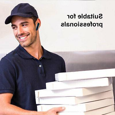 Bluetooth 5.0 Wireless Earpiece Noise Headset Earbuds