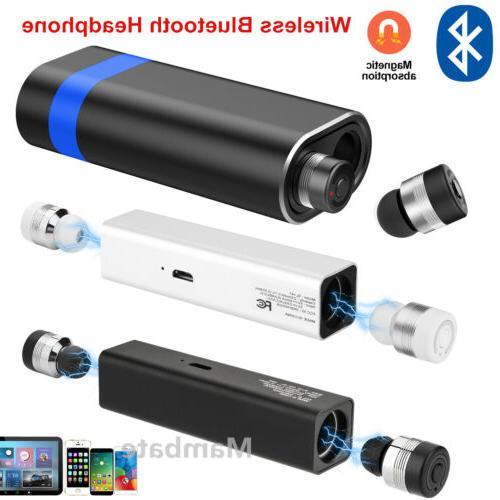 mini true wireless bluetooth twins stereo in