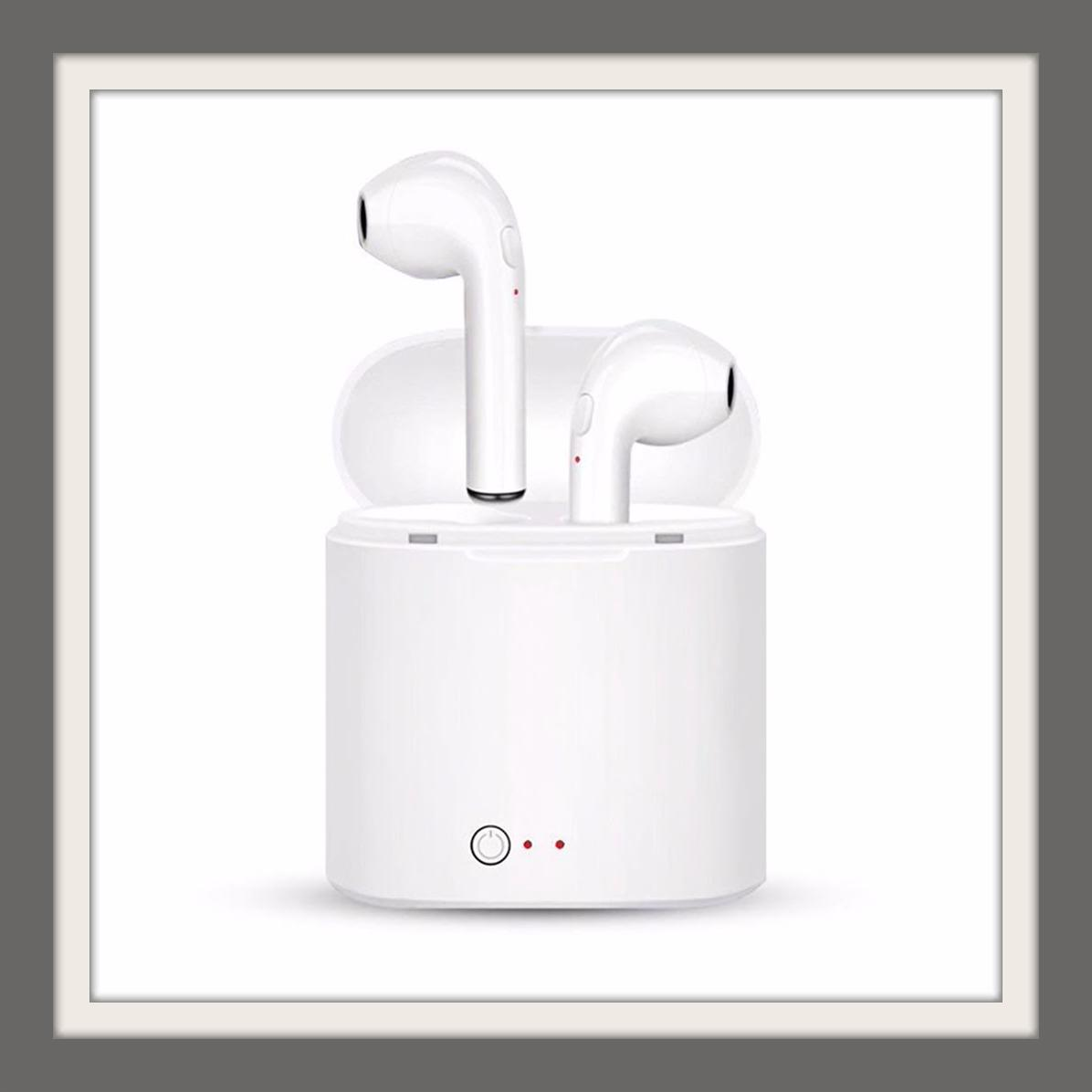 premium bluetooth wireless ear buds pods fits