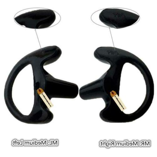 Lsgoodcare Acoustic black coil earbud